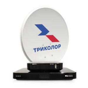 Система для приёма «Триколор ТВ» на 2 ТВ