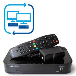 Обмен на двухтюнерный приёмник «Триколор ТВ»